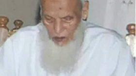শায়খুল হাদিস আল্লামা হুসাইন আহমদ বারকোটি রাহ.